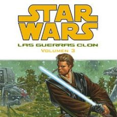 Cómics: STAR WARS: LAS GUERRAS CLON #3: LA ÚLTIMA ESPERANZA DE JABIIM. Lote 56243220