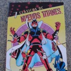 Cómics: CLASICOS DC -- NUEVOS TITANES -- Nº 7 -- DC / PLANETA --. Lote 56290813