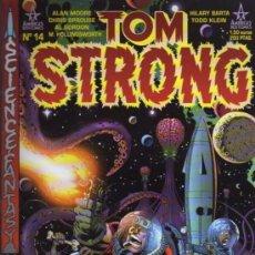 Cómics: TOM STRONG Nº 14 WORLD COMICS PLANETA ALAN MOORE CHRIS SPROUSE HILARY BARTA. Lote 56400685