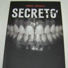 Cómics: SECRETO. TOMO ÚNICO. JONATHAN HICKMAN. PLANETA. Lote 56432068