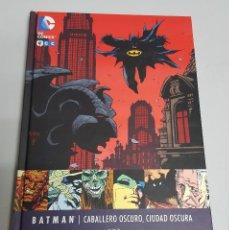 Comics : BATMAN : CABALLERO OSCURO, CIUDAD OSCURA - GRANDES AUTORES PETER MILLIGAN ¡ TOMO 192 PAGINA ! ECC. Lote 56505379