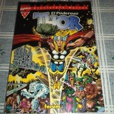 Cómics: EL PODEROSO THOR BIBLIOTECA MARVEL FORUM 2001 TACO N.1. Lote 56506571