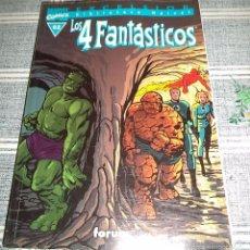 Fumetti: LOS 4 FANTASTICOS BIBLIOTECA MARVEL FORUM 2001 TACO N.2 . Lote 56506779