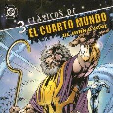 Cómics: CLÁSICOS DC - EL CUARTO MUNDO - TOMO Nº 3 - JOHN BYRNE - PLANETA DEAGOSTINI -2006.. Lote 151681238