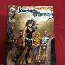 Cómics: PLANETA DC PRESENTA JOVENES TITANES NUMERO 7 MUY BUEN ESTADO. Lote 57335452