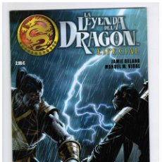 Cómics: LA LEYENDA DEL DRAGON - JAIME DELANO / MANUEL M. VIDAL - ESPECIAL 48 PÁGINAS. Lote 121810219