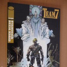 Cómics: TEAM7. CHUCK DIXON/WIESENFELD. TOMO WORLD COMIC. PLANETA. Lote 57544640