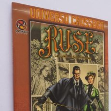 Cómics: RUSE LA JUSTICIA DE SIMON ARCHARD. Lote 57808678