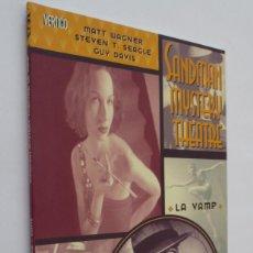 Cómics: SANDMAN MYSTERY THEATRE LA VAMP. Lote 57810056