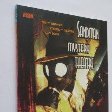 Cómics: SANDMAN MYSTERY THEATRE HOURMAN. Lote 57810069