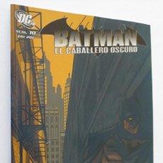 Cómics: BATMAN EL CABALLERO OSCURO 10. Lote 57817513