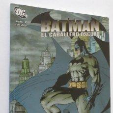 Cómics: BATMAN EL CABALLERO OSCURO 1. Lote 57817535