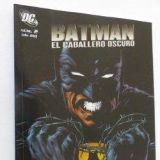 Cómics: BATMAN EL CABALLERO OSCURO 2. Lote 57817549