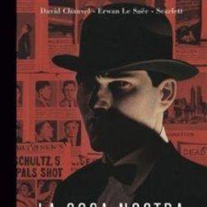 Cómics: LA COSA NOSTRA. MURDER INC. (CHAUVEL/LE SAEC/SCARLETT) ED. PLANETA. TAPA DURA. Lote 58611910