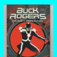 Cómics: BUCK ROGERS - VOLUMEN 1 : SHOCK FUTURO - SCOTT BEATTY - CARLOS RAFAEL - BUENA CONSERVACIÓN. Lote 57976719