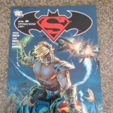 Comics : SUPERMAN / BATMAN -- VOL. 2 -- Nº 18 -- DC / PLANETA --. Lote 58299806