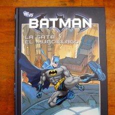 BATMAN : La gata y el murciélago. [Batman : La Colección ; 14]