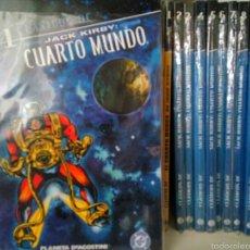 Cómics: CLASICOS DC: CUARTO MUNDO # 1 AL 10 JACK KIRBY COMPLETA. Lote 58521755