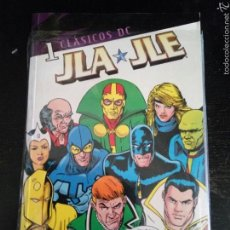 Cómics: CLASICOS DC JLA JLE 1 PLANETA. Lote 58604168