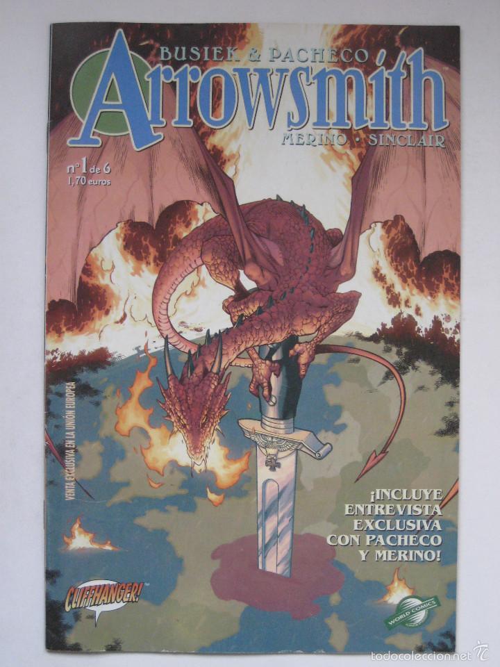 ARROWSMITH Nº 1. PLANETA (Tebeos y Comics - Planeta)