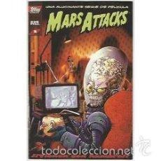 Cómics: MARS ATTACKS VOL. 1 Nº 1 - PLANETA - MUY BUEN ESTADO. Lote 279454603