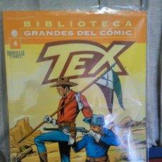 Cómics: BIBLIOTECA GRANDES DEL COMIC TEX 4. Lote 58693189