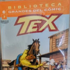 Cómics: BIBLIOTECA GRANDES DEL COMIC TEX 7. Lote 58693414