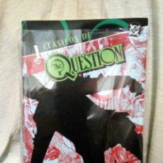 Cómics: CLASICOS DC QUESTION NUMERO 1. Lote 58694444