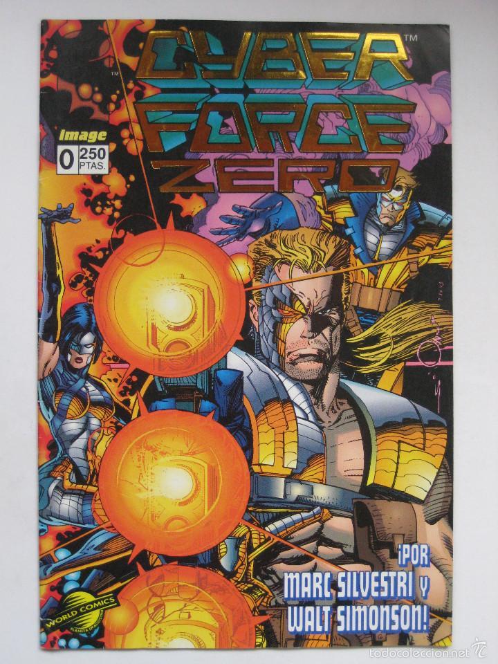 CYBER FORCE ZERO Nº 0. IMAGE. PLANETA (Tebeos y Comics - Planeta)