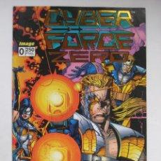 Cómics: CYBER FORCE ZERO Nº 0. IMAGE. PLANETA. Lote 58716529