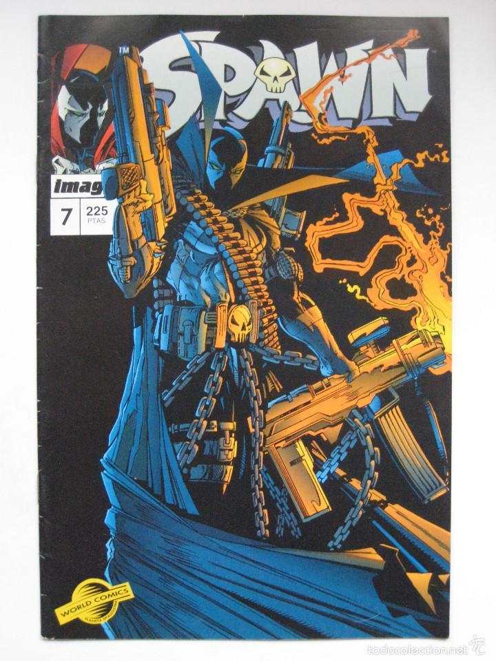 SPAWN Nº 7. IMAGE. PLANETA (Tebeos y Comics - Planeta)