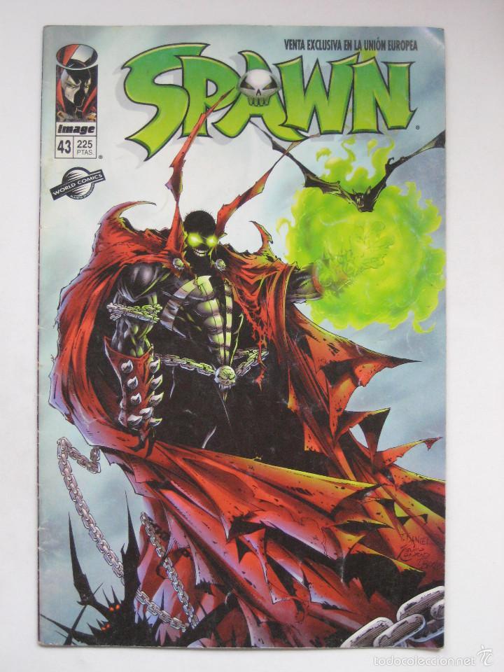 SPAWN Nº 43. IMAGE. PLANETA (Tebeos y Comics - Planeta)