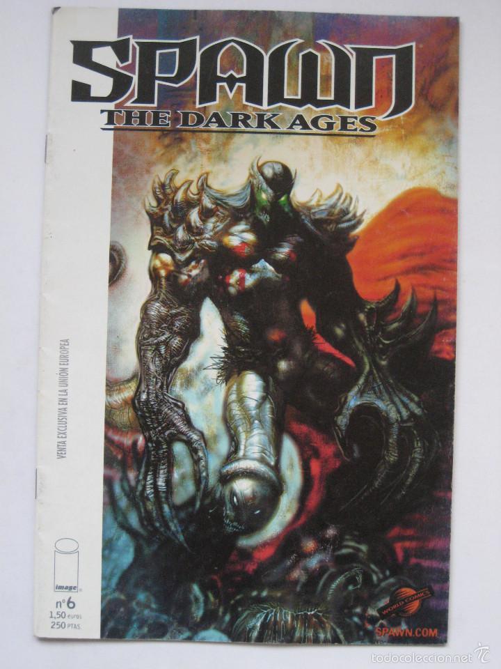SPAWN THE DARK AGES Nº 6. IMAGE. PLANETA (Tebeos y Comics - Planeta)
