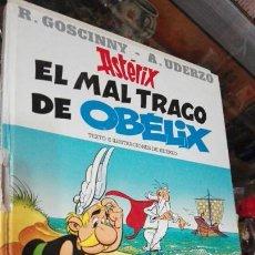 Cómics: EL MAL TRAGO DE OBELIX PLANETA. Lote 59704200