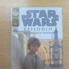Cómics: STAR WARS EPISODIO I LA AMENAZA FANTASMA #2. Lote 60122675