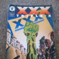 Comics - TRIPLE X -- Nº 7 DE 7 -- WORLD COMICS / PLANETA -- - 60253343