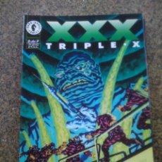 Comics - TRIPLE X -- Nº 6 DE 7 -- WORLD COMICS / PLANETA -- - 60253399