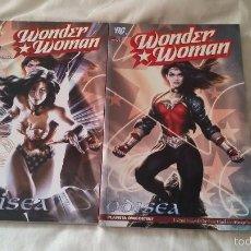 Cómics: WONDER WOMAN (OBRA COMPLETA 2 TOMOS) PLANETA Y ECC. Lote 134894119