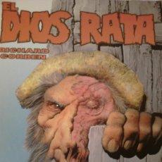 Cómics: EL DIOS RATA DE RICHARD CORBEN TOMO EN TAPA DURA.. Lote 60581006
