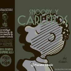 Cómics: CÓMICS. SNOOPY Y CARLITOS Nº 17/25 1983 A 1984 - CHARLES M.SCHULZ (CARTONÉ). Lote 60674591
