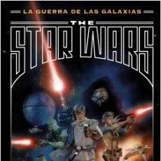 la guerra de las galaxias: the star wars: planeta