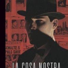 Cómics: CÓMICS. LA COSA NOSTRA Nº 04/06. MURDER. INC. - DAVID CHAUVEL/ERWAN LE SAEC (CARTONÉ). Lote 171199993