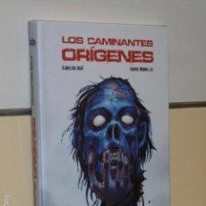 Cómics: LOS CAMINANTES ORIGENES - CARLOS SISI Y ENRIC REBOLLO - PLANETA OFERTA (ANTES 15,95 EU.). Lote 69081366
