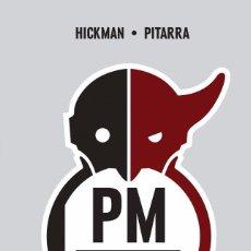 Cómics: LOS PROYECTOS MANHATTAN Nº 1 DE JONATHAN HICKMAN Y NICK PITARRA. Lote 61146359