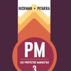 Cómics: LOS PROYECTOS MANHATTAN Nº 3 DE JONATHAN HICKMAN Y NICK PITARRA. Lote 61146551