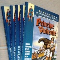 Cómics - Principe Valiente Planeta deAgostini tomos 1-5 - 162012625
