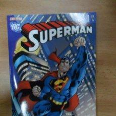 Cómics: UNIVERSO DC. SUPERMAN 1 PLANETA. Lote 62047300