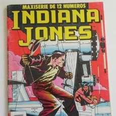 Cómics: INDIANA JONES Nº 4 - CÓMIC PLANETA DEAGOSTINI - AÑOS 80 - COLOR AVENTURA - PERSONAJE DE CINE. Lote 62095444
