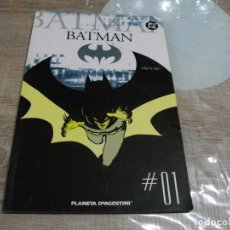 Cómics: BATMAN. . NUMERO 01, PLANETA - 94 PAGINAS EL DE LAS FOTOS - VER TODOS MIS LOTES DE TEBEOS. Lote 62245672