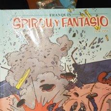 Cómics: SPIROU Y FANTASIO - VOLUMEN 4 (1954 - 1956). Lote 63343751